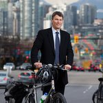Vancouver Mayor Gregor Robertson Shares His Bike Style