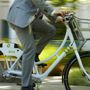 BRite Bikes Brings Bike Share to California Business Park