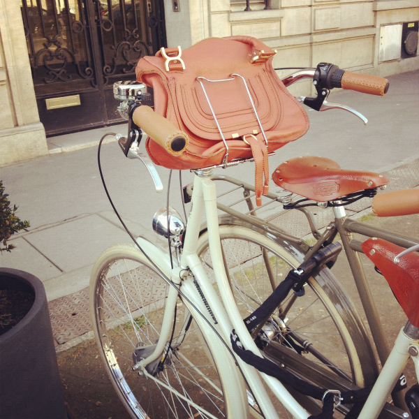 Beg Bicycles Handlebar Handbag Hugger