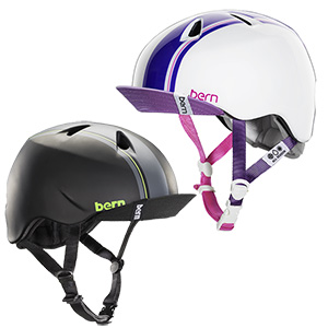 Bern Niño/ Niña Kids Helmet Review