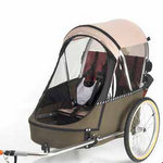 Double Bike Trailer Review: Wike Premium Double