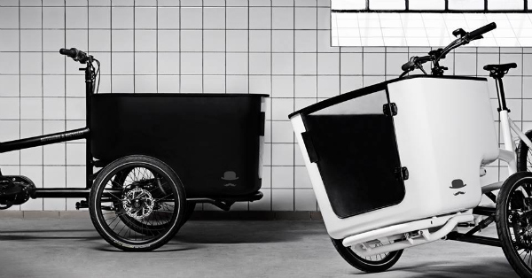 Mk1 Tilt Action Cargo Bike From Butchers Bicycles Momentum Mag