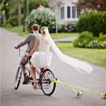Bicycle Weddings