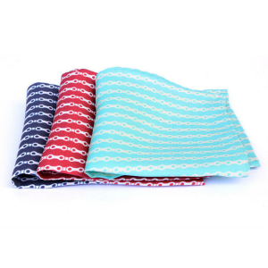 Hannmaid The Chain Pocket Square