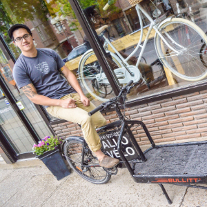 Allo Velo – It Takes a Village to Build a Bike Shop