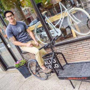 Allo Velo – It Takes a Village to Build a Bike Shop