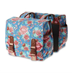 Basil Bloom Double Pannier Bag
