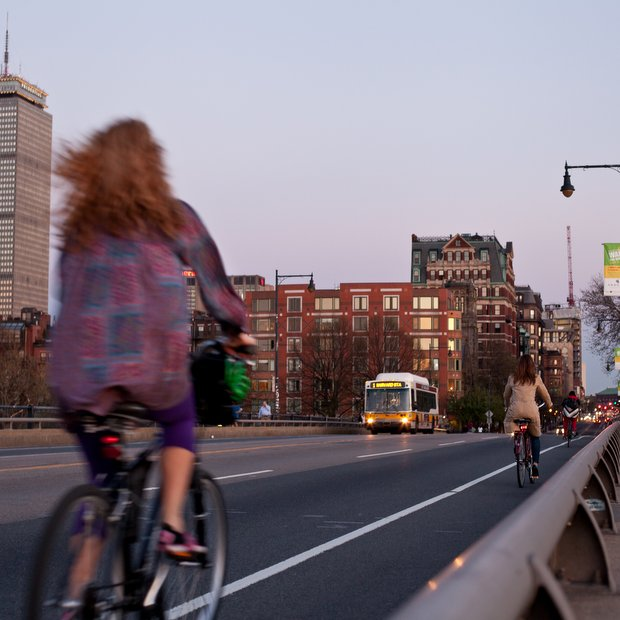 Boston's Bike-friendly Transformation