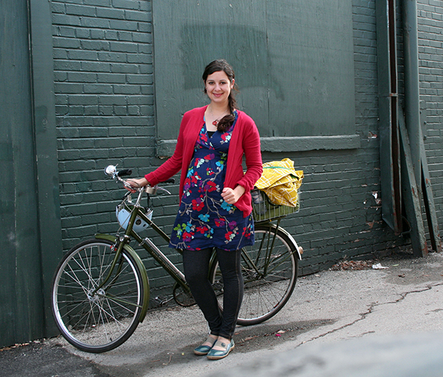 What I Learned While Cycling Pregnant Momentum Mag