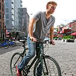 Bikes for the City: Levi Jones Rides a Trek 9th District
