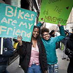 NYC's Youth Bike Summit