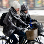 5 Tips For Riding a Bike Through Your First Winter