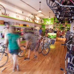 Five Great Bike Shops