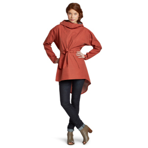 Nau Poncho Via Rain Cape Review