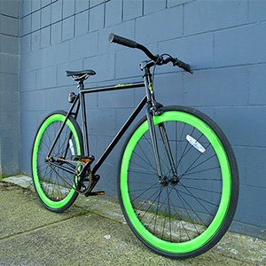 Atir Cycles Single-speed/ Fixed Gear Bike Review