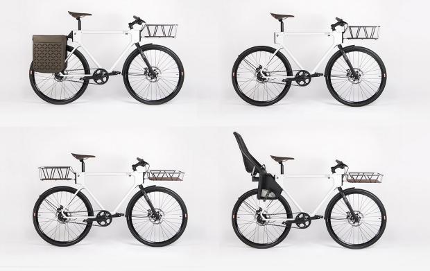The Bike Design Project – Ultimate Urban Utility Bikes