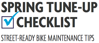 How To Get Your Bike Summer Ready With This Tune-up Checklist
