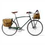 Shinola + Filson = One Gorgeous City Bike