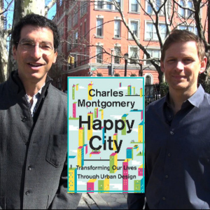 Charles Montgomery Talks Happy City with Mark Gorton