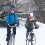 The Winter Cycling Capital of the World