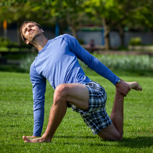 Yoga for the City Rider – Hip Openers