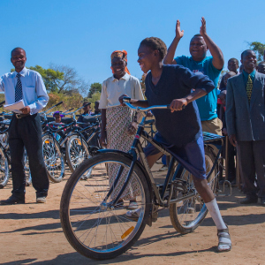 World Bicycle Relief: Change With the Power of a Bicycle