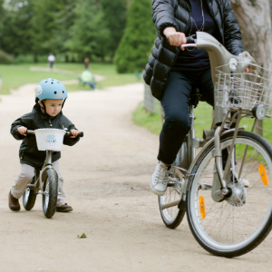 Bike Share for Kids Launches in Paris